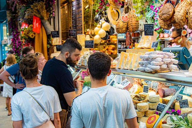 Florence Market Tour: Market Explorer