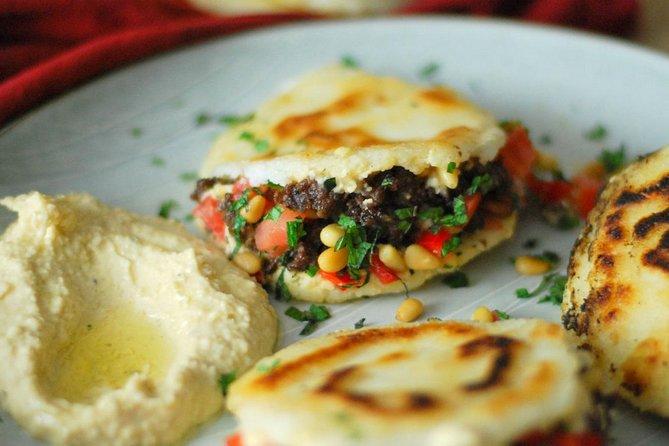 Mamaz Social Food Arepa Class and Dinner