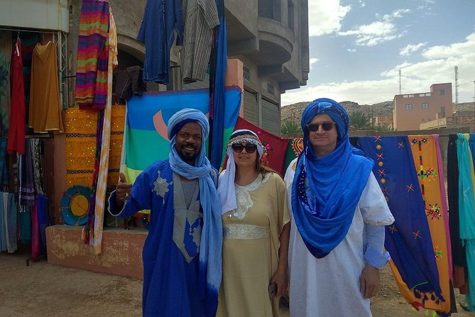 4 days to the Sahara desert from Fez to Marrakech