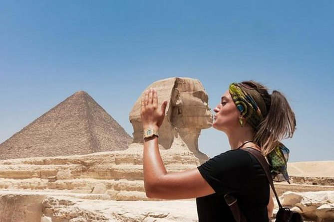 Full day tour to Pyramids of Giza , Sphinx, Sakkara , Memphis