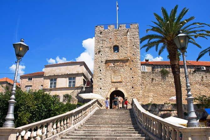 Korcula and Peljesac Tour from Dubrovnik