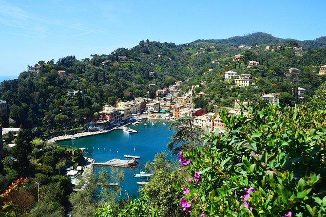 Shore Excursion: Portofino and Santa Margherita Small Group Tour with Boat Ride