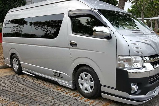 Private Arrival Transfer From Singapore Airport or Port to Hotel