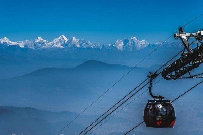 Chandragiri Sunrise, Downhill Mountain Biking to Chitlang & Boating in Kulekhani