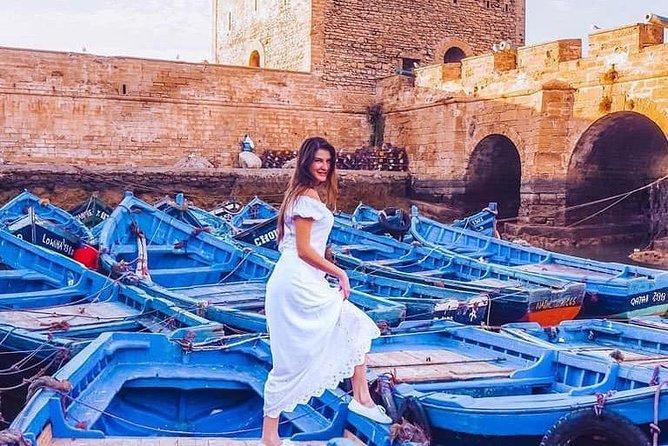 Day Trip Toward Essaouira