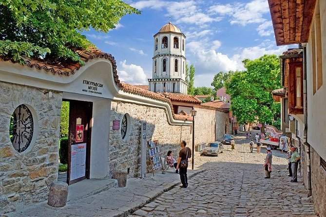 From Sofia: Rila Monastery and Plovdiv Day Trip