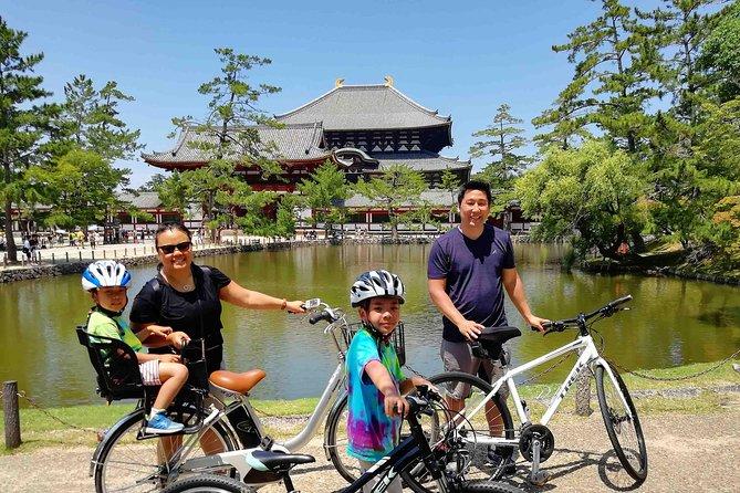 Nara - Private Family Bike Tour