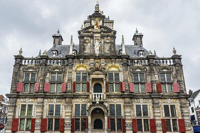 Full Day Tours: Den Haag/Delft/Rotterdam