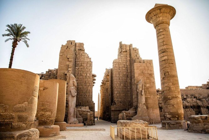 special trip to Karnak temple
