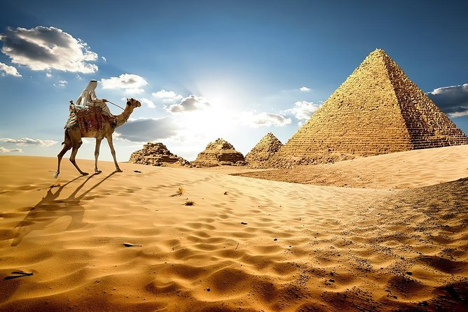 Private Tour: Cairo and Nile Cruise 6 Nights