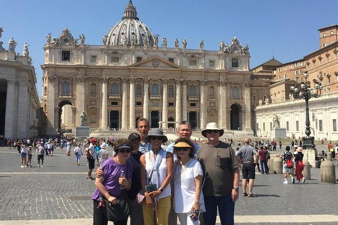 Private Full-Day Tour of Rome from Civitavecchia Cruise Port
