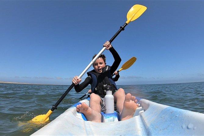 Kayaking Adventure at Bird Rock
