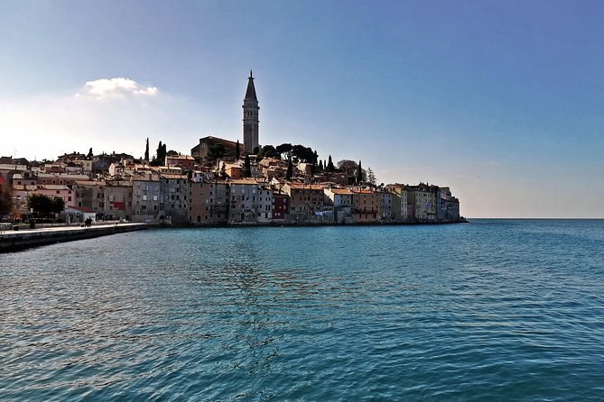Walking tour of Rovinj