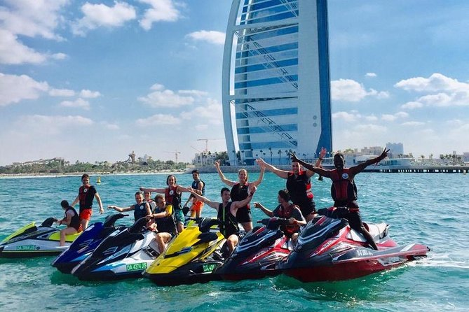 Best Jetski in Dubai - 2 Hours photo 1