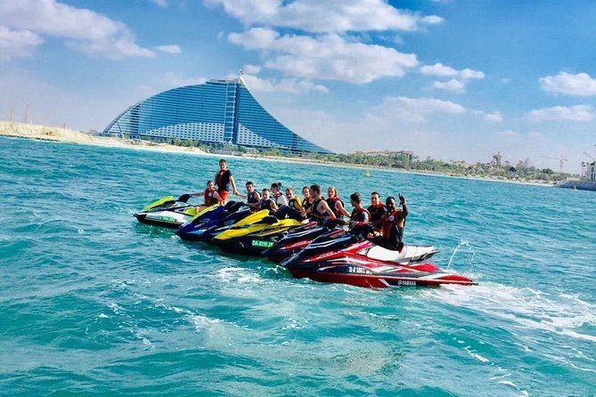 Best Jetski in Dubai - 2 Hours photo 4