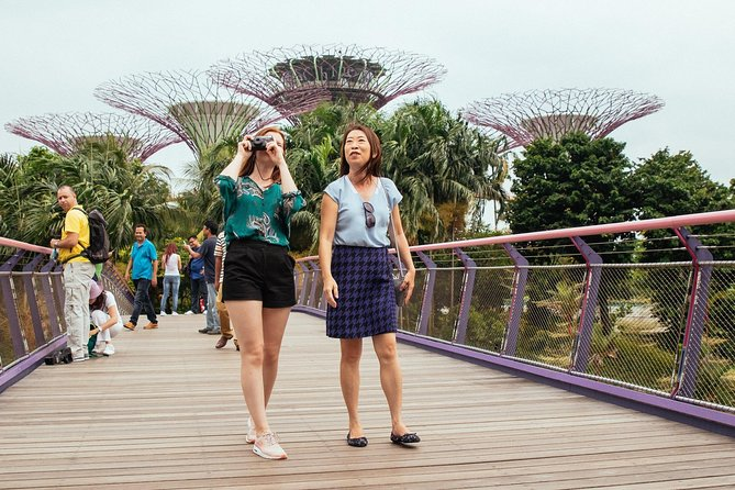 3-Hours Singapore's Impressive Gardens By The Bay Private Tour