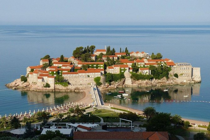 Full-Day Guided Tour to Budva from Podgorica