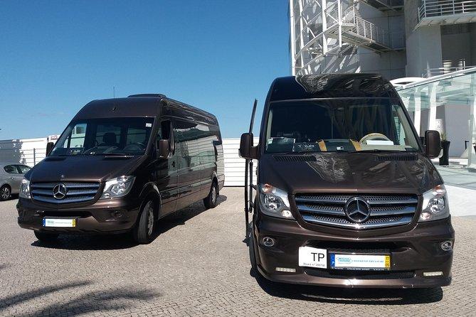 Transfers in Lisbon (8 people)
