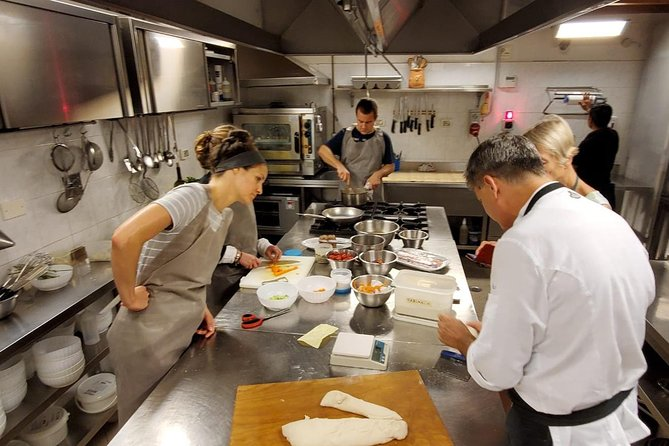 4 Course Dinner Cooking Lesson In Florence