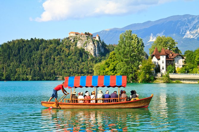 PRIVATE TOUR Lake Bled and Bohinj - Beyond the Alpine Lakes from Ljubljana photo 4