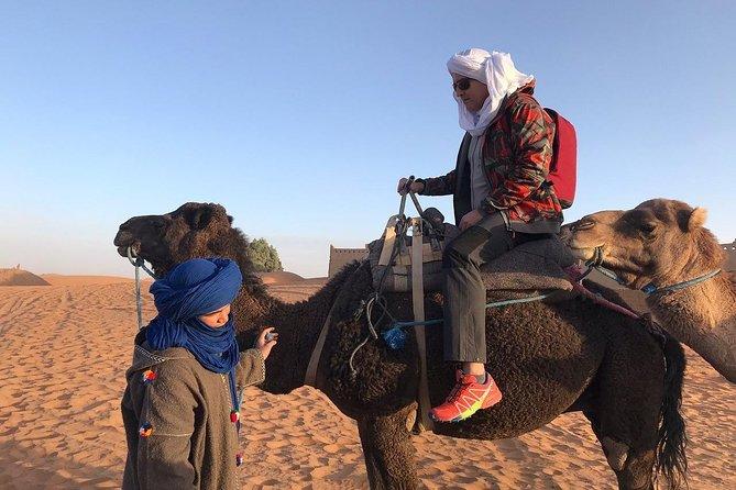 4 days from the ouarzazate tou merzouga desert