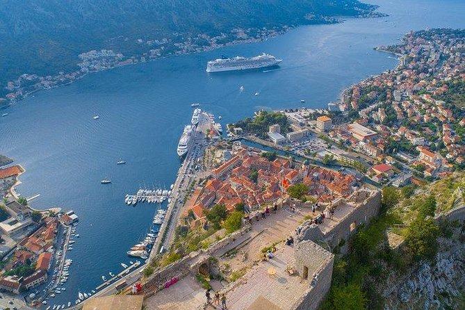 Krstac to Kotor hiking tour