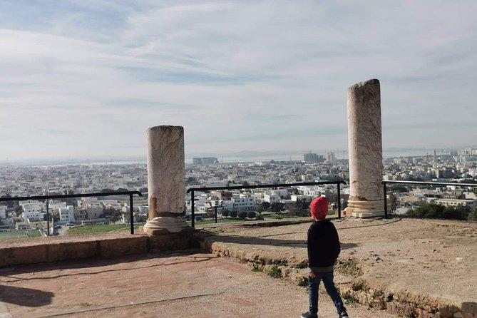 Carthage, Sidi Bousaid, and La Médina