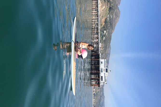 Stand up Paddle Board in Malibu