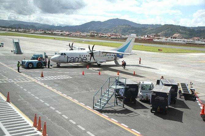 Transfer Guayaquil Hotel - Aeropuerto
