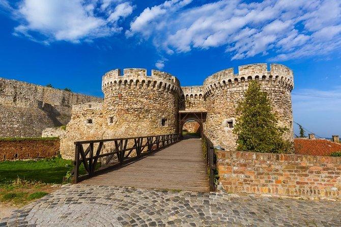 VISIT SERBIA: Create Your Own Belgrade - Half Day Tour