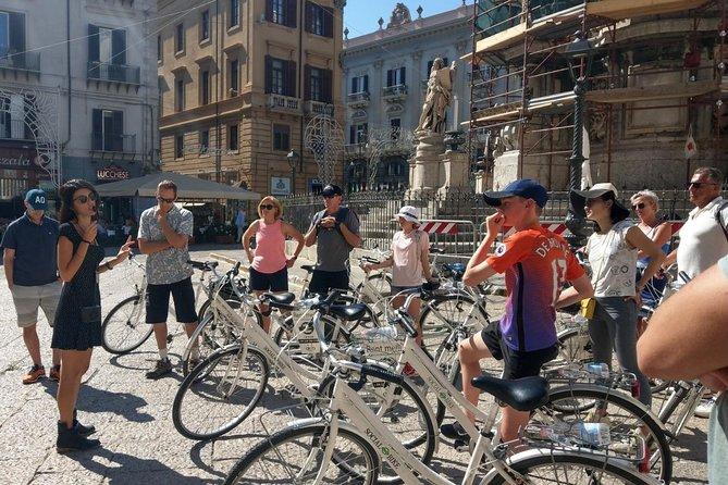 Palermo bike tour