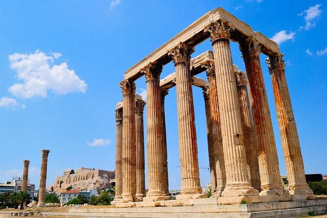 Athens Highlights Half Day Private Tour