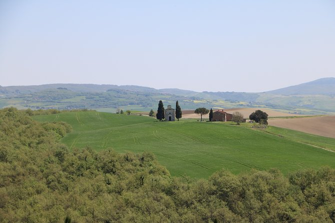 E-Bike Tour in Val d'Orcia