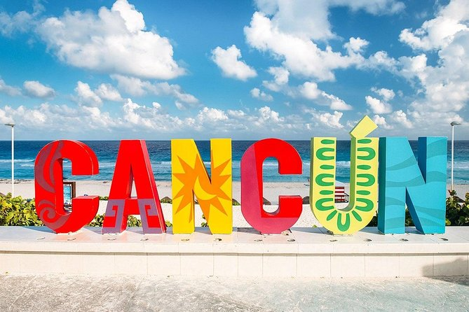 Mayan Riviera by Yourself with English Chauffeur from Cancun Hotel
