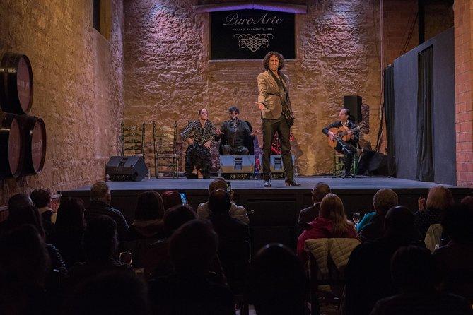 Skip the Line: Tablao Flamenco Puro Arte in Jerez Ticket