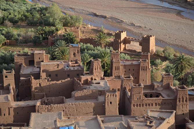 Full Day Trip To Road Of Caravans, Unesco Kasbahs And Cinema Studios In Ouarzazate