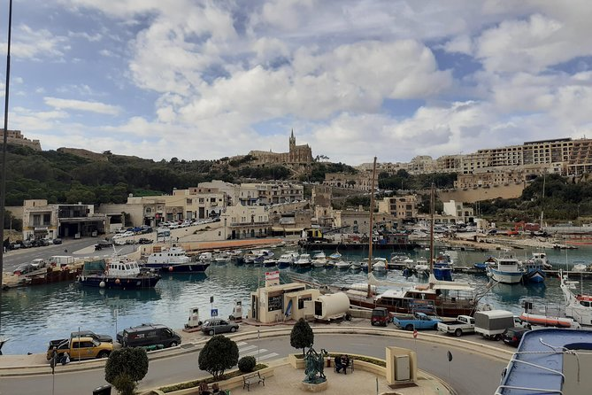 Most of Gozo 8hr Tour (private cab including free Wifi)