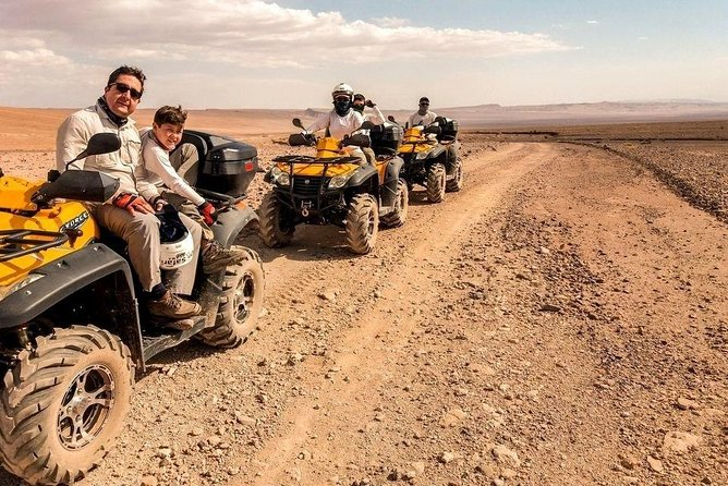 Hurghada: Sunrise Quad Bike Adventure