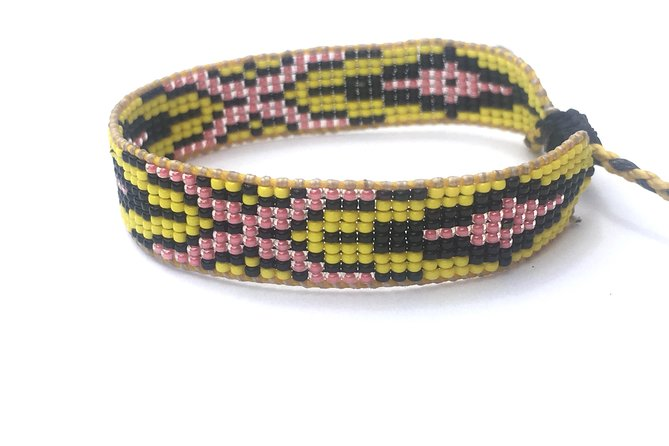 Bead a Friendship Bracelet with a Loom