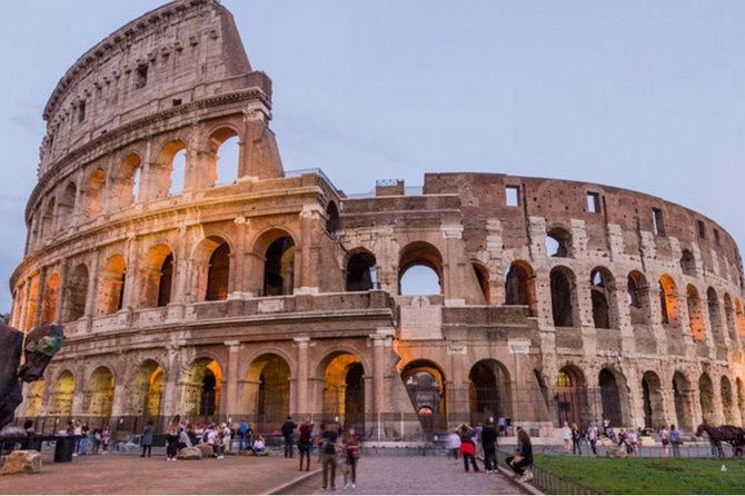 Skip the Line: Colosseum Ticket