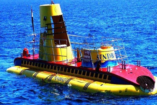 3 Hours Sindbad Submarine 100% underwater