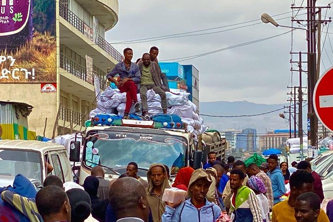 Addis Ababa Walking Tour