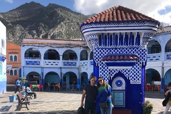 Full Day trip to Chefchaouen & Tangier