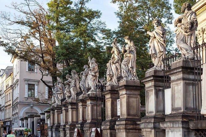 Krakow - the former capital of Poland