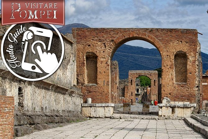 Pompeii Ruins - online audio guide
