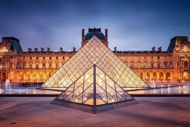 Louvre Museum Ticket With Skip The Line Fast Track Entrance