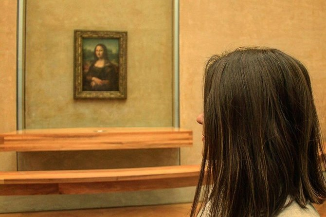 Skip the Line: Louvre Museum Audio Guided Experience