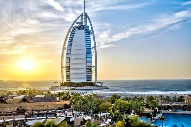 VIP Dubai Full Day City Tour with Burj Khalifa & Underwater Zoo Ticket