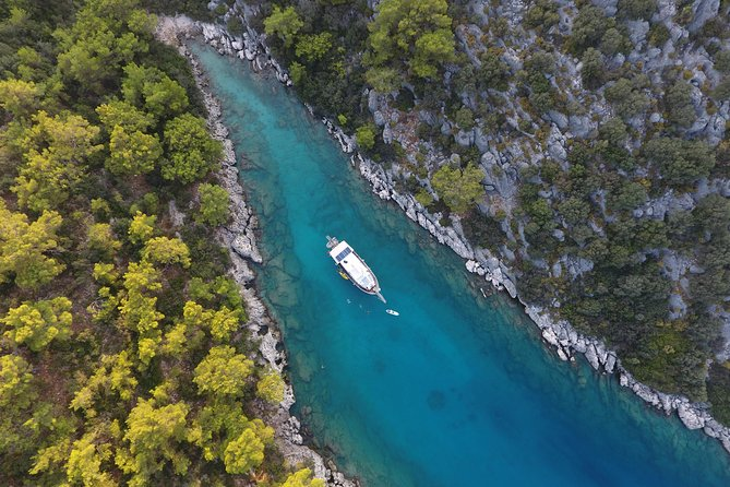 2 Nights 3 Days Gulet Charter from Kas Harbour