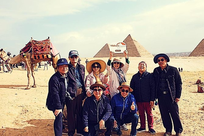 Day Tour at The Great Pyramids of Giza